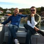 Nakensnäcksnördarna Klas & Christian