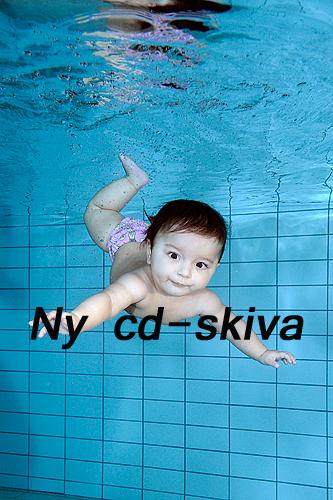 Ny cd-skiva barnsimfotografering